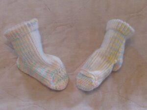 Baby Colors Bootie/Socks