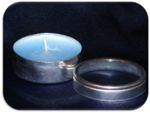 Love Spell Candle Tin