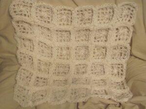 Ms. Kristi's Baby Blanket
