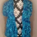Scaled Down Shawl - Front