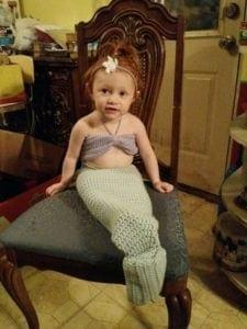 Mermaid Outfit