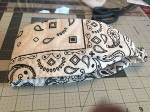 Quilted Headband